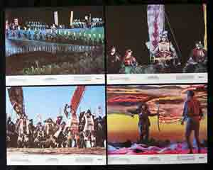 KAGEMUSHA-The Shadow Warrior-KUROSAWA-LC set