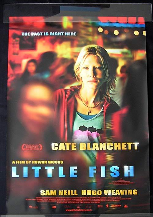 LITTLE FISH Movie poster 2005 Cate Blanchett Australian Cinema One sheet