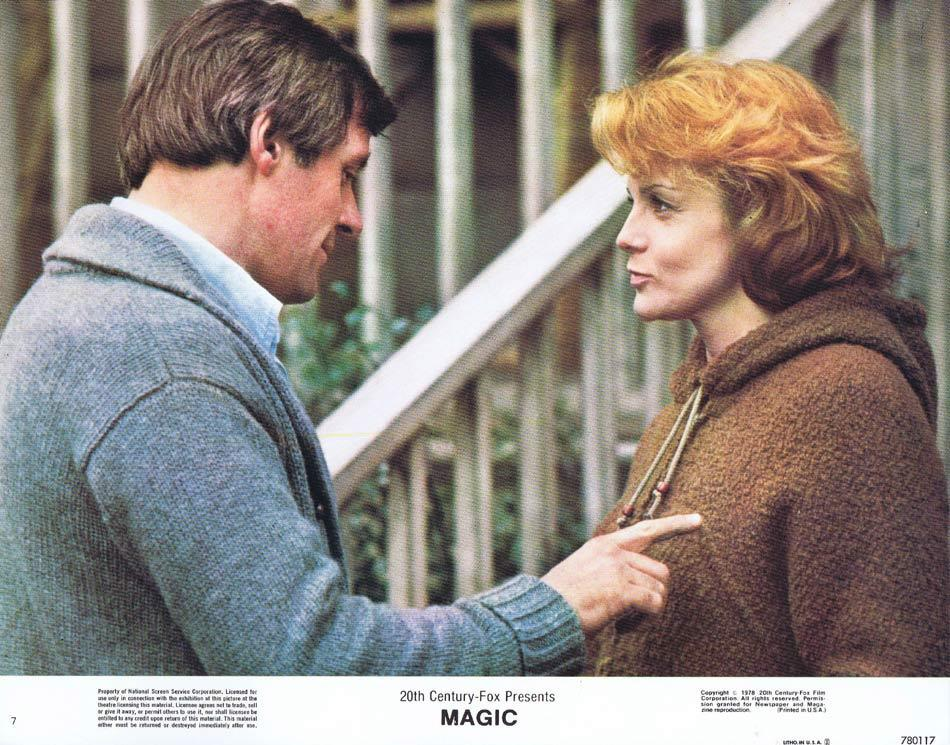 MAGIC Lobby Card 7 Anthony Hopkins Ann-Margret Burgess Meredith