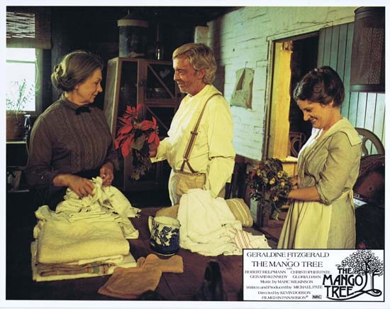 MANGO TREE 1977 Lobby Card 1 Australian Film