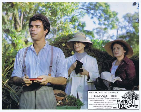 MANGO TREE 1977 Lobby Card 2 Australian Film