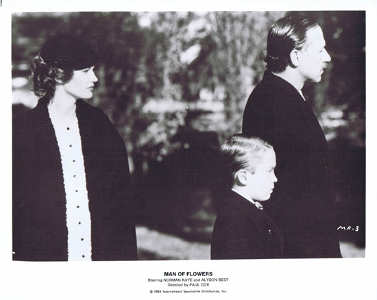 MAN OF FLOWERS Rare Movie Still 6 Julia Blake AUSTRALIAN FILM