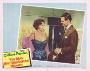 MAN WHO UNDERSTOOD WOMEN Lobby Card 8 Leslie Caron Henry Fonda 1959