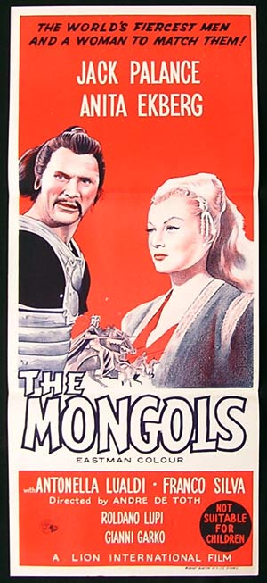 The Mongols (1961) 