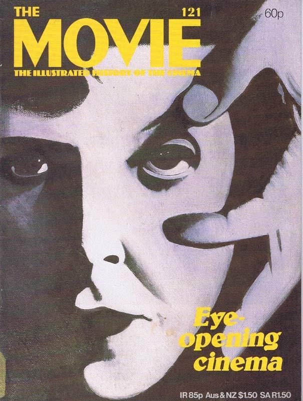 THE MOVIE Magazine Issue 121 Un Chien Andalou