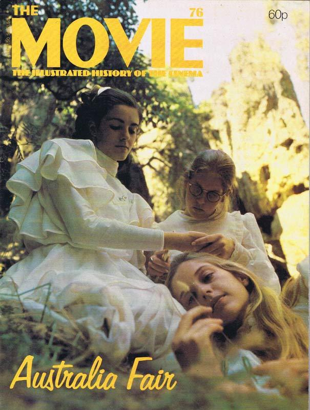 THE MOVIE Magazine Issue 76 My Brilliant Career Diggers in Blighty
