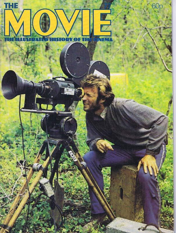 THE MOVIE Magazine Issue 77 Dirty Harry Don Siegel