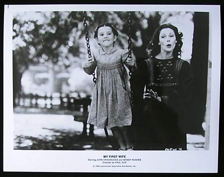 MY FIRST WIFE 1984 Wendy Hughes John Hargreaves ORIGINAL Movie Still 1