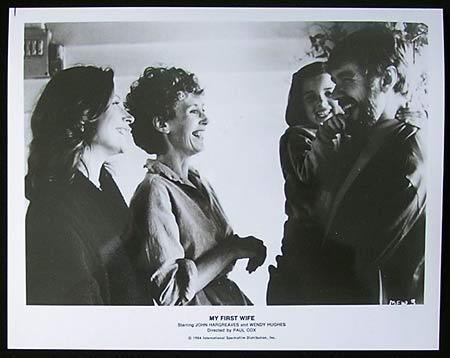 MY FIRST WIFE 1984 Wendy Hughes John Hargreaves ORIGINAL Movie Still 10