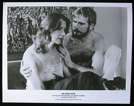 MY FIRST WIFE 1984 Wendy Hughes John Hargreaves ORIGINAL Movie Still 8