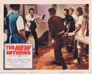 THE NEW INTERNS Lobby Card 3 Michael Callan Dean JOnes