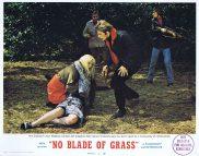 NO BLADE OF GRASS Lobby Card 5 Nigel Davenport Jean Wallace