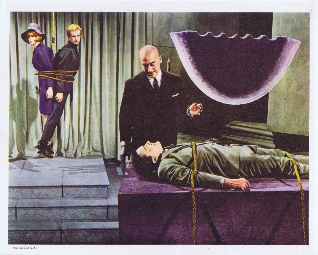 ONE SPY TOO MANY Original Lobby Card 7 Man from Uncle