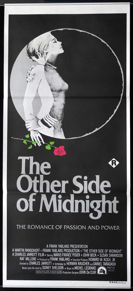 THE OTHER SIDE OF MIDNIGHT Original Daybill Movie Poster John Gregson