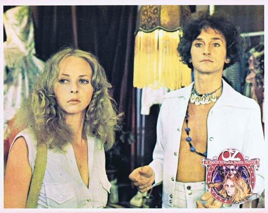 OZ: A ROCK AND ROLL ROAD MOVIE 1976 Lobby Card 2 Bruce Spence Joy Dunstan Graham Matters