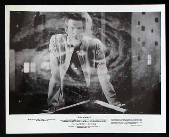 BLACK HOLE, The '79 Anthony Perkins SCI FI-Rare Movie Still #7