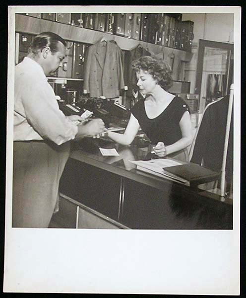 I'LL CRY TOMORROW '55 Susan Hayward RARE Original Movie Still #9