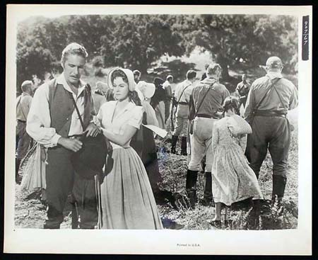 UNTAMED '55 Susan Hayward Tyrone Power RARE Original Movie Still #10