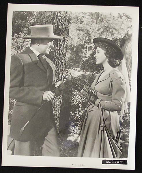 UNTAMED '55 Susan Hayward Tyrone Power RARE Original Movie Still #35