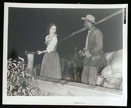 THE PRESIDENT'S LADY '53 Charlton Heston Susan Hayward RARE Original Movie Still #10