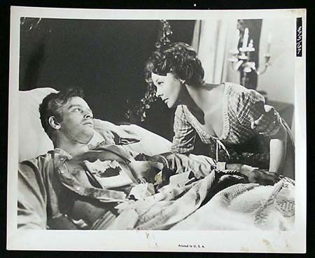 THE PRESIDENT'S LADY '53 Charlton Heston Susan Hayward RARE Original Movie Still #11