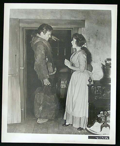 THE PRESIDENT'S LADY '53 Charlton Heston Susan Hayward RARE Original Movie Still #15