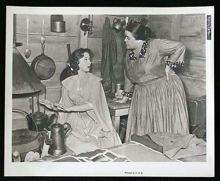 THE PRESIDENT'S LADY '53 Charlton Heston Susan Hayward RARE Original Movie Still #18