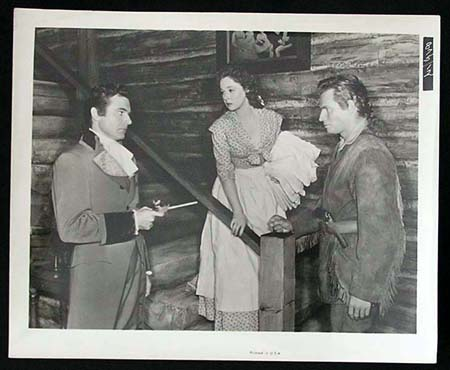 THE PRESIDENT'S LADY '53 Charlton Heston Susan Hayward RARE Original Movie Still #22
