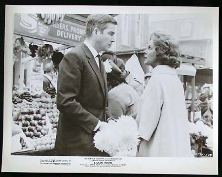 STOLEN HOURS '63 Susan Hayward RARE Original Movie Still #3