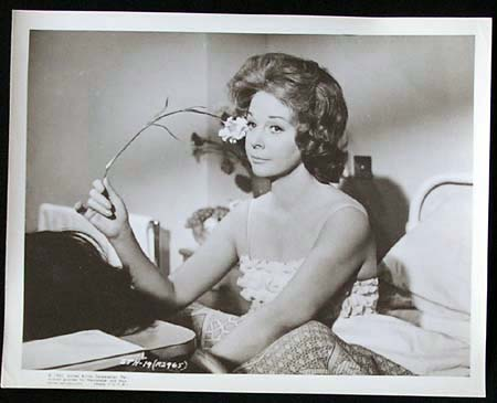 STOLEN HOURS '63 Susan Hayward RARE Original Movie Still #6