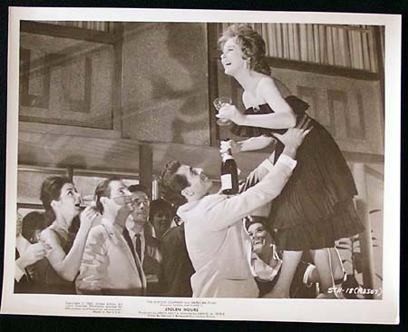 STOLEN HOURS '63 Susan Hayward RARE Original Movie Still #12
