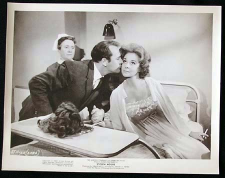 STOLEN HOURS '63 Susan Hayward RARE Original Movie Still #13