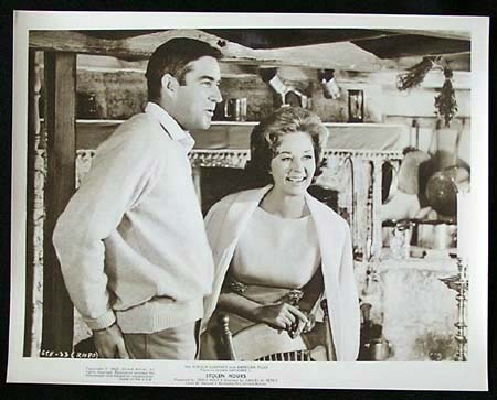 STOLEN HOURS '63 Susan Hayward RARE Original Movie Still #16