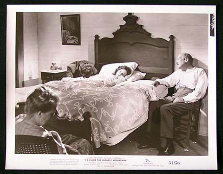 I'D CLIMB THE HIGHEST MOUNTAIN '51 Susan Hayward RARE Original Movie Still #9