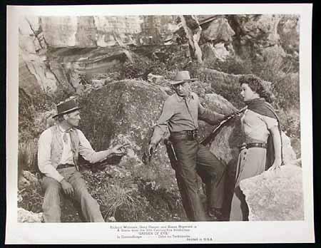 GARDEN OF EVIL '54 Gary Cooper Susan Hayward-Movie Still #15