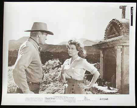 GARDEN OF EVIL '54 Gary Cooper Susan Hayward-Movie Still #11