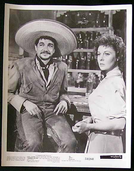GARDEN OF EVIL '54 Gary Cooper Susan Hayward-Movie Still #8