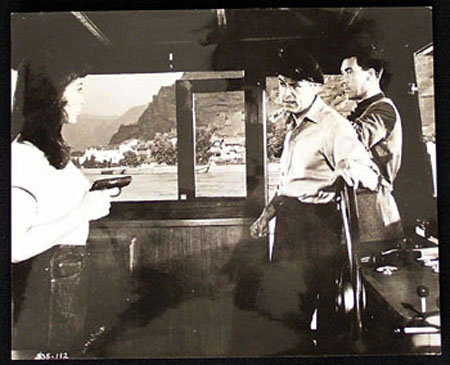 WHIRLPOOL Movie Still 1 1959 OW Fischer Juliette Greco Norman Gryspeerdt Photo