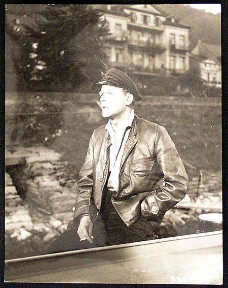 WHIRLPOOL Movie Still 2 1959 OW Fischer Norman Gryspeerdt Photo
