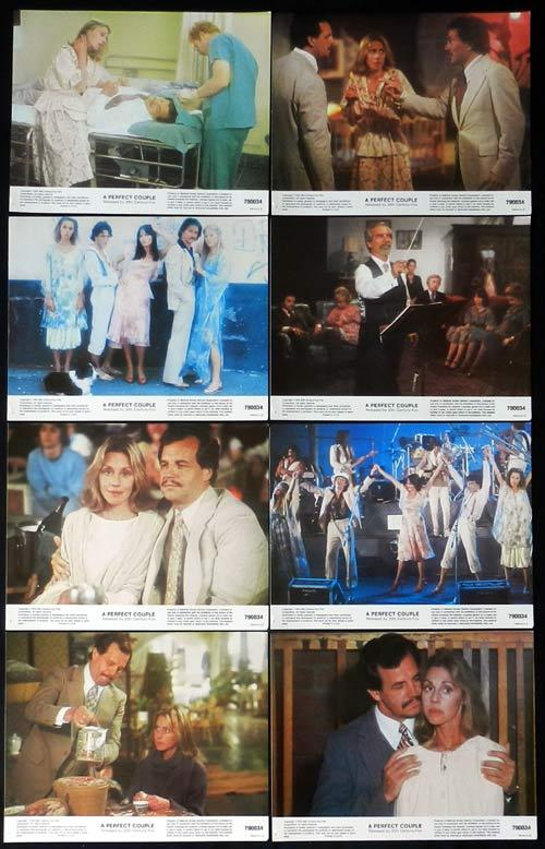 A PERFECT COUPLE Lobby Card Set Robert Altman