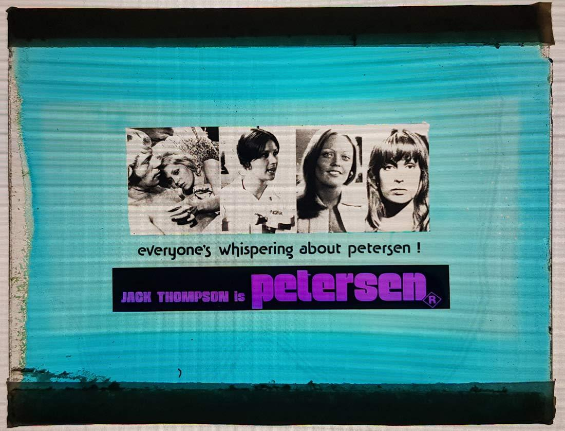 PETERSEN Movie Glass Slide Jack Thompson Jacki Weaver