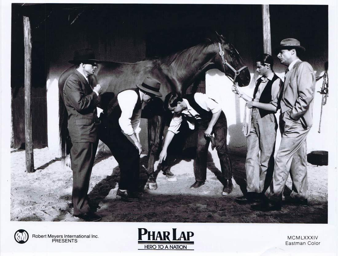 PHAR LAP Original Movie Still 10 Horse Racing Tom Burlinson
