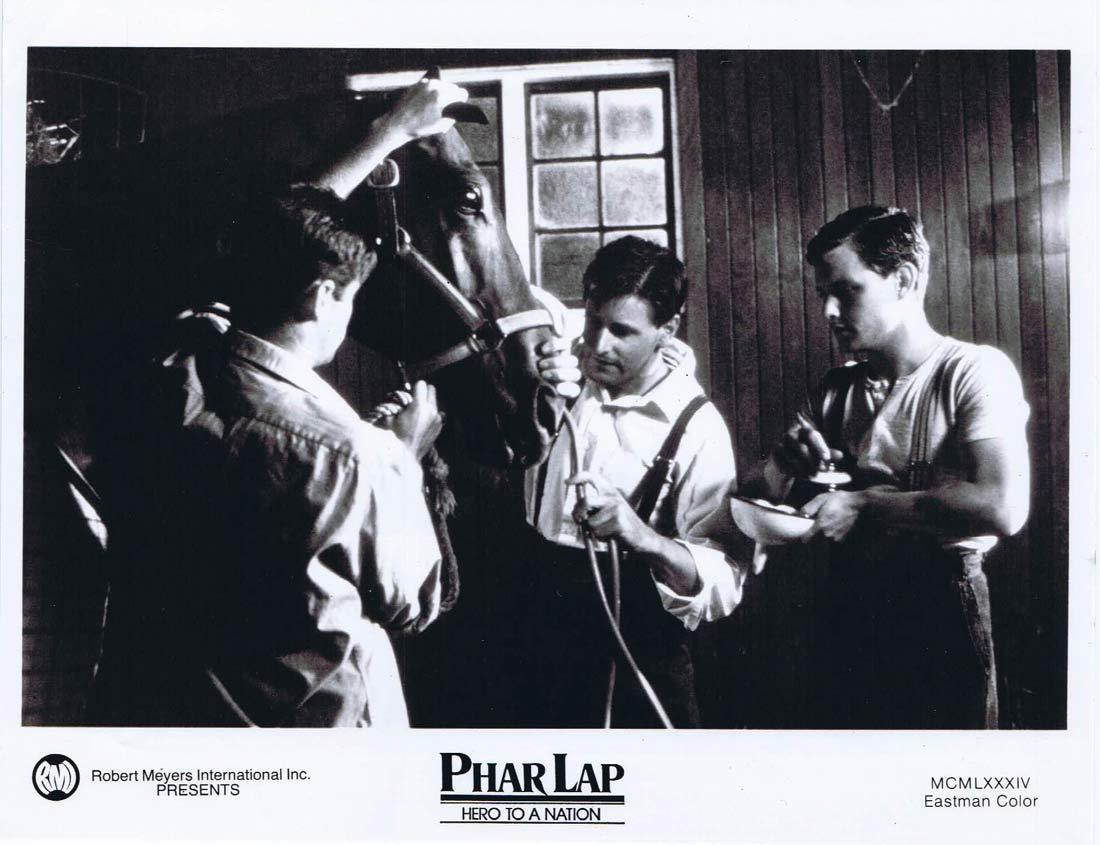 PHAR LAP Original Movie Still 14 Horse Racing Tom Burlinson