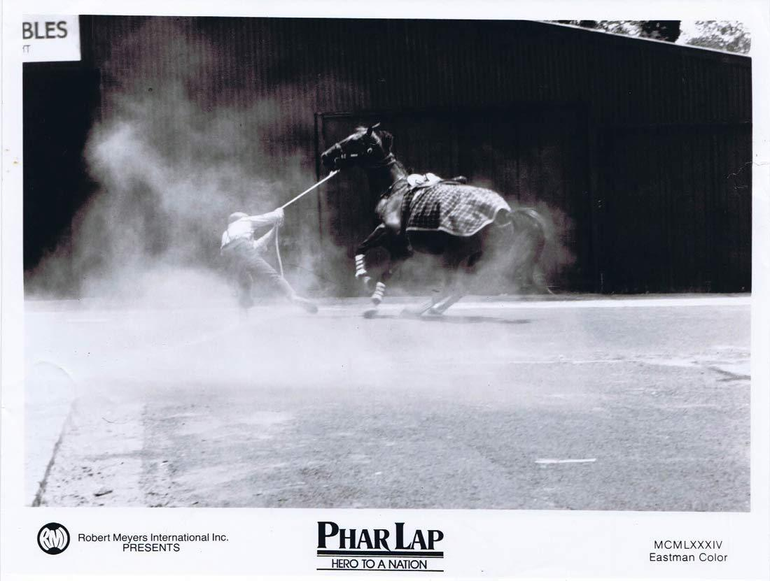 PHAR LAP Original Movie Still 18 Horse Racing Tom Burlinson