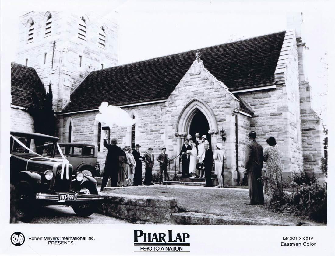 PHAR LAP Original Movie Still 19 Horse Racing Tom Burlinson