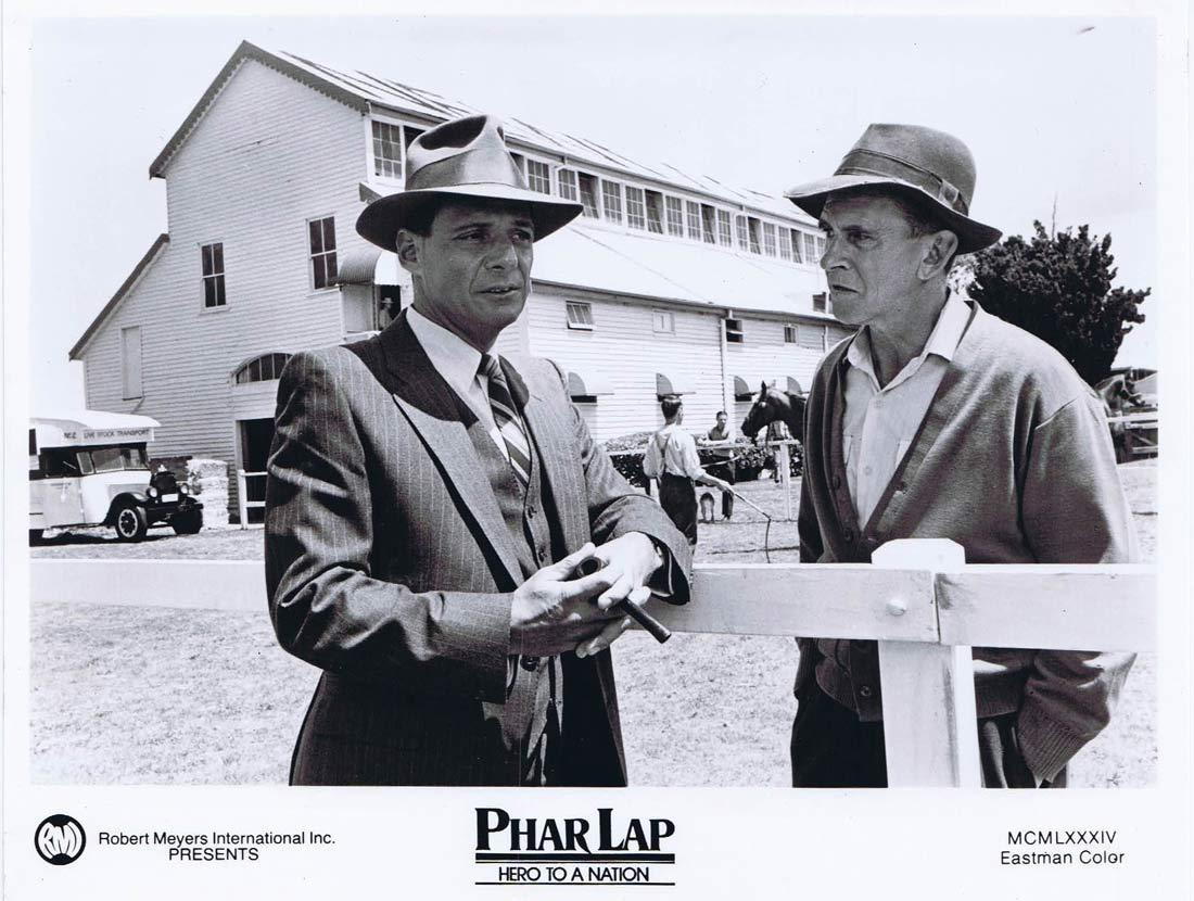 PHAR LAP Original Movie Still 2 Horse Racing Tom Burlinson