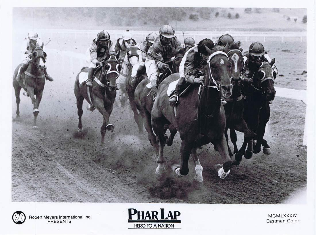PHAR LAP Original Movie Still 3 Horse Racing Tom Burlinson