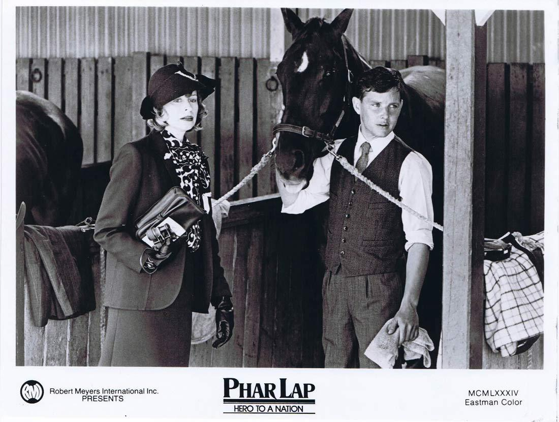 PHAR LAP Original Movie Still 6 Horse Racing Tom Burlinson