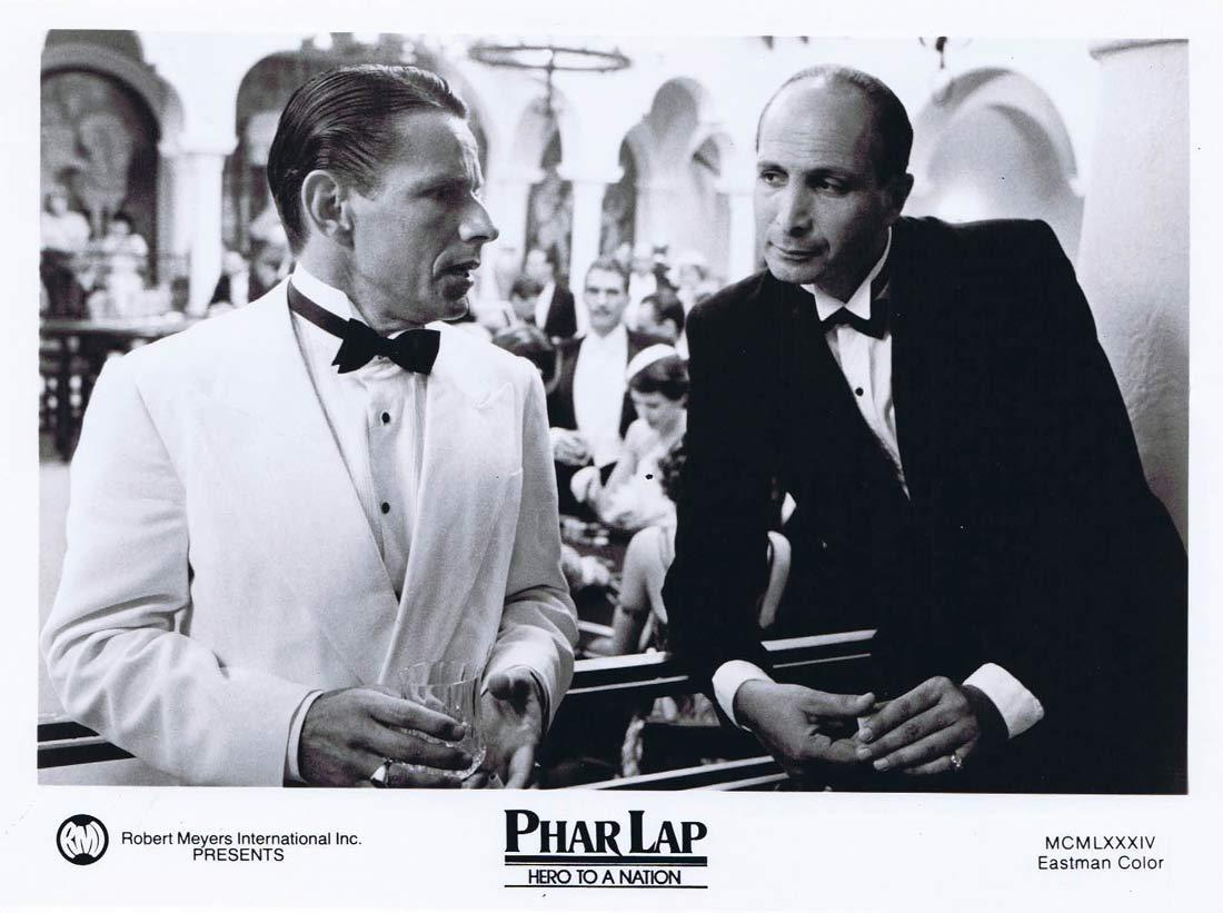 PHAR LAP Original Movie Still 8 Horse Racing Tom Burlinson