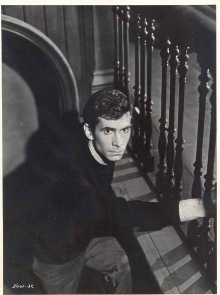 PSYCHO '65R-Hitchcock ORIGINAL Still